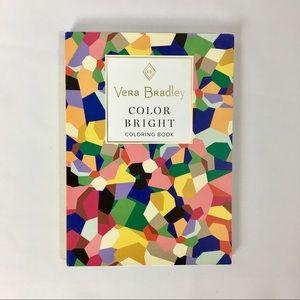 💌. VERA BRADLEY 3 Piece Coloring Book Bundle